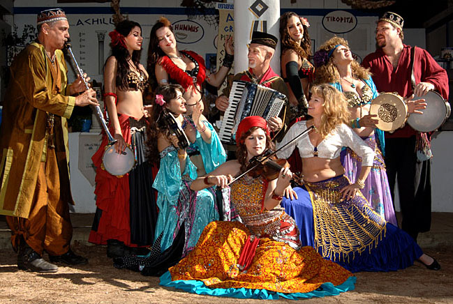 Matrimonio Gipsy Che Significa : Zigeuners band